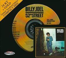 52nd Street [Slipcase] by Billy Joel (CD, Nov-2010, Audio Fidelity)