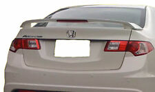 PAINTED SPOILER FOR AN ACURA TSX FACTORY STYLE SPOILER 2009-2013