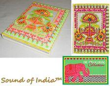 Sounds of India™ Edles Notizbuch Einschreibbuch 152 S. gebunden von Spiegelburg®