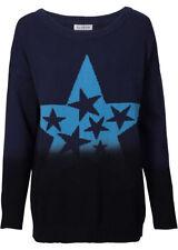 Damen-Pullover & -Strickware aus Baumwolle mit Sterne Normalgröße