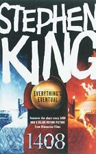 Everything's Eventual By Stephen King. 9780340952061