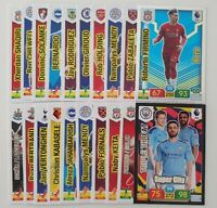 2019/20 Premier League EPL Soccer Cards Panini - Lot of 20 cards incl 2 Shiny