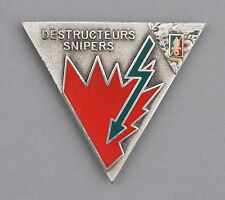 2° R.E.P. Destructeurs Snipers Balme Saumur