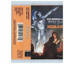 Nomad by Scott Henderson & Tribal Tech (Cassette, 1990) NEW Sealed
