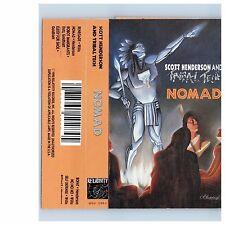 Nomad by Scott Henderson & Tribal Tech (Cassette, 1990) NEW Sealed
