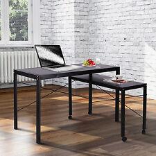 Computertisch Arbeitstisch Schreibtisch Couchtisch PC Tisch Mobil Metall
