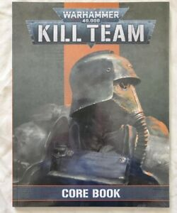 Kill Team   Core  Rule Book    Brand New  144 Pages        Free Ship