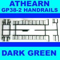 CHICAGO & NORTH WESTERN GP40-2 GP38-2 HANDRAIL SET  ATHEARN HO Scale