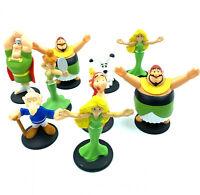 Lot de 9 figurines Astérix - 2020 - McDonald's / Mac Donald - Happy Meal