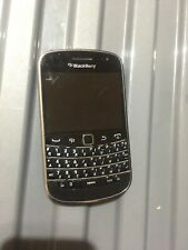 Good Condition BlackBerry Bold Touch 9900 Black Unlocked Smartphone