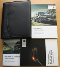 BMW X5 2014 Car Owner & Operator Manuals