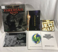 Command And Conquer Tiberian Sun Platinum Edition Operations Manual Soundtrack