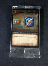 (16) World of Warcraft WoW Miniatures Viper Sting Foil Promo - Hunter Debuff