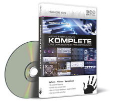 DVD LERNKURS Native Instruments Komplete