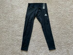 NEW Adidas ALPHASKIN men's compression tights