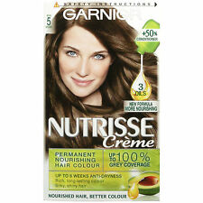 GARNIER NUTRISSE CREME 5 MOCHA BROWN HAIR COLOUR