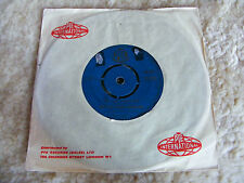 "Cliff  Adams  Orchestra  1960's  The  Lonely  Man Theme / Trigger Happy 7"" Vinyl"