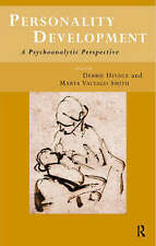 Good, Personality Development: A Psychoanalytic Perspective, , Book