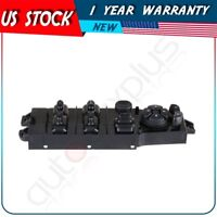For Jeep Cherokee 4 Door 4.0L 1997-2001 Master Window Switch Driver Side Front