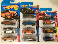 Hot Wheels Treasure Hunt Nissan Diecast Rally Cars