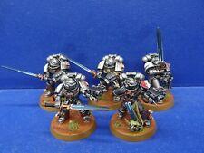 5 Mann Strike Squad der Grey Knights GUT BEMALT