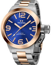 TW Steel Canteen CB141 Quartz Watch - 45mm 45 off