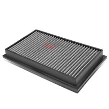 SILVER REUSABLE HIGH FLOW DROP-IN PANEL AIR FILTER FOR NISSAN/INFINITI/SCION