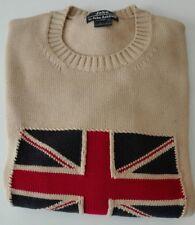 Johon ASHFIELD - maglione / golf - 100% cotone - Tg. 52 - originale