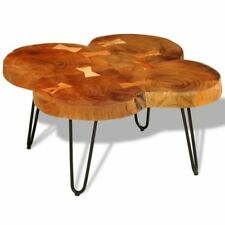 reclaimed wood coffee tables ebay rh ebay co uk