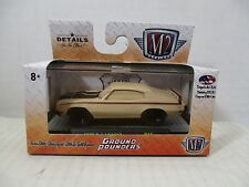 M2 MACHINES GROUND POUNDERS 1970 BUICK GSX CHASE 1 OF 250