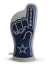 2b07bc8f7c3 Dallas Cowboys #1 Fan Oven Mitt Gameday Grill Tailgate Football Glove