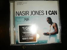 I Can / Heaven 2003 by Nas   Columbia  CD
