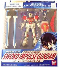 "MSIA Gundam SEED DESTINY "" ZGMF-X56S/???? Sword Impulse Gundam "" Figure BANDAI"
