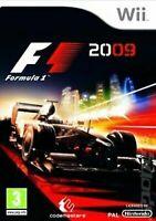 F1 Formula 1 2009 | Nintendo Wii | PAL UK RACING | Excellent & Fast Dispatch