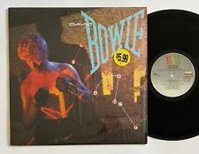 DAVID BOWIE Let's Dance EMI 17093 LP