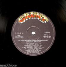 LP - Jefferson Starship - Modern Times (ORIGINAL SPANISH PROMO 1981 * NEAR MINT)