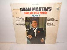 LP-DEAN MARTIN'S  GREATEST HITS, VOLUME 2 (RS6320)