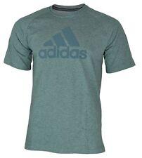 adidas Bequeme Sitzende Unifarben Herren-T-Shirts