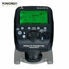 Yongnuo YN-E3-RT II Flash Speedlite Transmitter for Canon 600EX-RT as ST-E3-RT