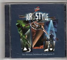 (GZ103) Various Artists, Air & Style Volume 5 - 2000 CD