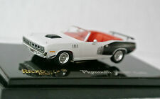 Ricko  38483 HO 1/87 Plymouth Hemi Cuda Sno-White C-9 New In Box