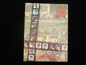 1970 New York Mets Baseball Yearbook
