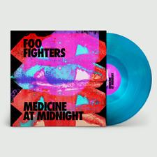 FOO FIGHTERS - MEDICINE AT MIDNIGHT - LP BLUE VINYL NEW PREORDINE DAL 5 FEBBRAIO