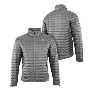 New Mobile Warming Backcountry 7.4V Men's Jacket Slate