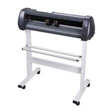 28 720mm Sign Maker Craft Cutting Vinyl Cutter Plotter Machine Software 3 Blade