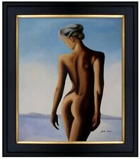 Framed, Nude's Heaven, Quality Hand Painted Oil Painting 20x24in