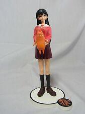 Azumanga Daioh Toy's Works Figure Sakaki & Chiyo's Father