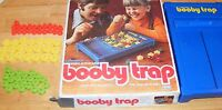 Vintage Lakeside's Spring Action Booby Trap Game For Parts