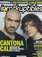 Les Inrockuptibles #636 -CANTONA / CALI- Nada Surf,...