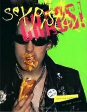 Sex Pistols - Chaos -  RARE Softcover 1990 EXCELLENT
